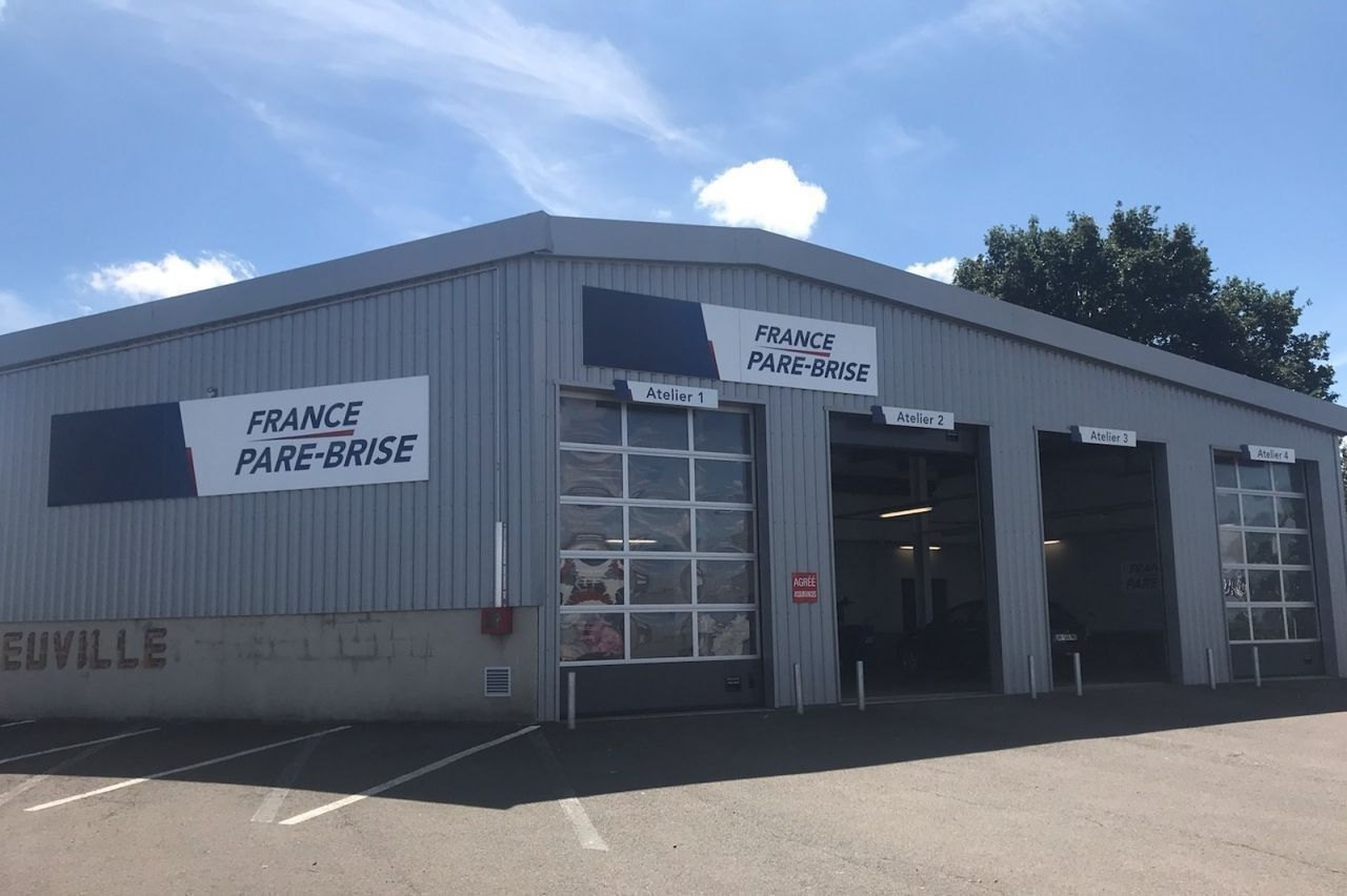 Boutic vire france pare brise for Garage france pare brise