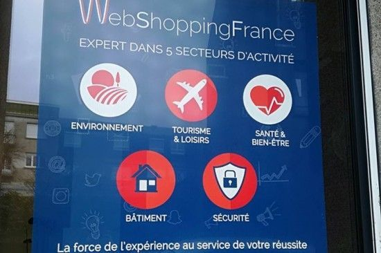 WEB SHOPPING FRANCE
