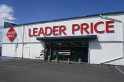 LEADER PRICE - Grands magasins Vire